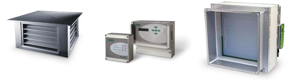 bilde av ventilasjonsutstyr